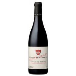 """Clos du Mont-Olivet Côtes du Rhône """"Vieilles Vignes"""" rouge 2018 bouteille"""