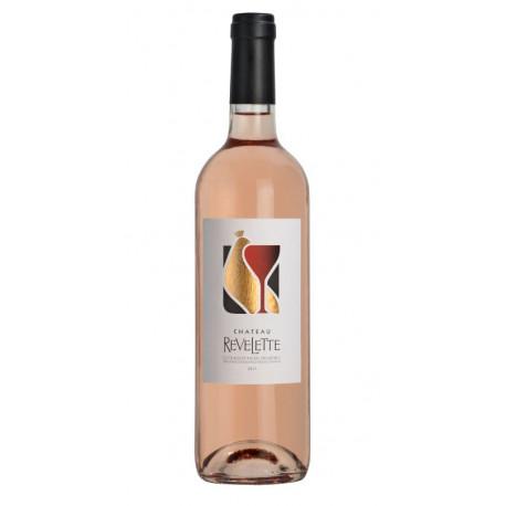 Château Revelette rosé 2019