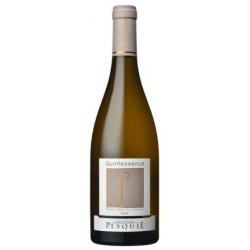 """Chateau Pesquie Ventoux """"Quintessence"""" blanc 2018 bouteille"""