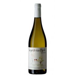 Clos des Papes Le Petit Vin d'Avril blanc bouteille