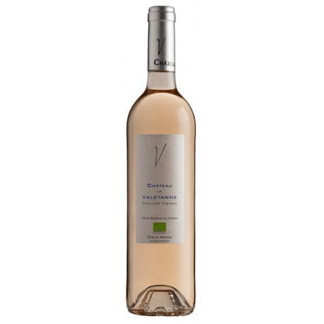 """Chateau La Valetanne Cotes de Provence """"Vieilles Vignes"""" rose 2019 MAGNUM"""