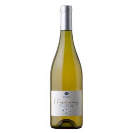 """Les Terrasses de l'Arago """"Chardonnay de nos Nuits"""" dry white 2019"""