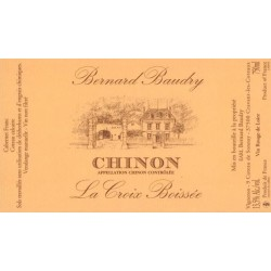 "Domaine Bernard Baudry Chinon ""La Croix Boissee"" red 2016"