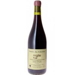 """Domaine des Ardoisieres """"Argile"""" rouge 2018 bouteille"""