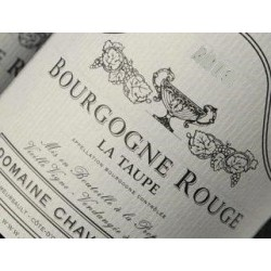 """Domaine Chavy-Chouet Bourgogne """"La Taupe"""" red 2018"""