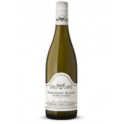 """Domaine Chavy-Chouet Bourgogne Aligoté """"Les Petits Poiriers"""" blanc sec 2018 bouteille"""