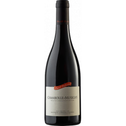 Domaine David Duband Chambolle Musigny rouge 2018 bouteille