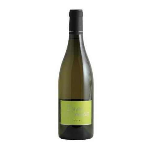 """Domaine Prunier-Bonheur Coteaux Bourguignons """"P'tit Bonheur"""" blanc sec 2018 bouteille"""