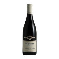 """Domaine Prunier-Bonheur Monthelie """"Les Crays"""" rouge 2018 bouteille"""