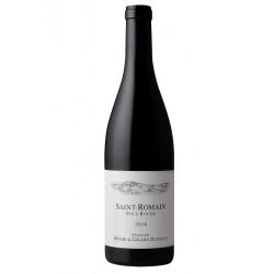 """Domaine Henri et Gilles Buisson Saint-Romain """"Sous Roche"""" rouge 2018 bouteille"""