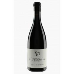 """Domaine Pierre Girardin Bourgogne """"Eclat de Calcaire"""" rouge 2018 bouteille"""