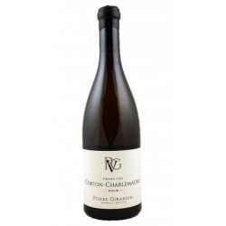Domaine Pierre Girardin Corton-Charlemagne Grand Cru blanc sec 2018 bouteille