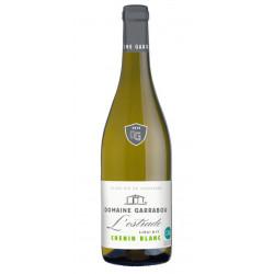 """Domaine Garrabou """"L'Estrade"""" (chenin) blanc sec 2019 bouteille"""