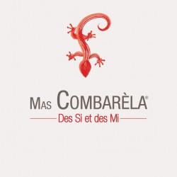 """Mas Combarèla """"des Si et des Mi"""" rouge 2019 etiquette"""