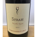 "Domaine Curtat ""syrah Vieilles Vignes"" red 2019"